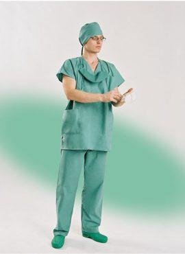 Kalhoty a halena operační