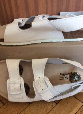 Sandály dámské páskové 5295